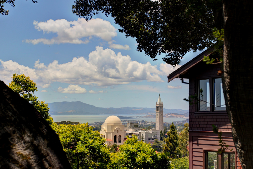 UC Berkeley is one of California's most beautiful campuses.