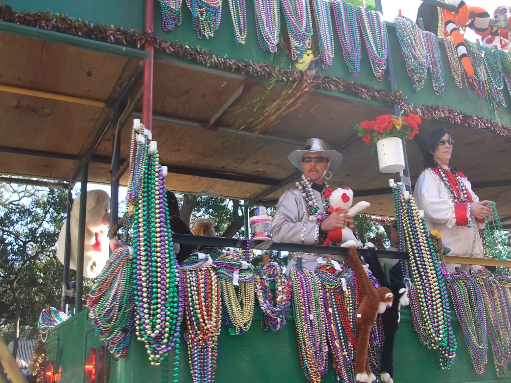 Mobile's Carnival celebration is the oldest in the country.