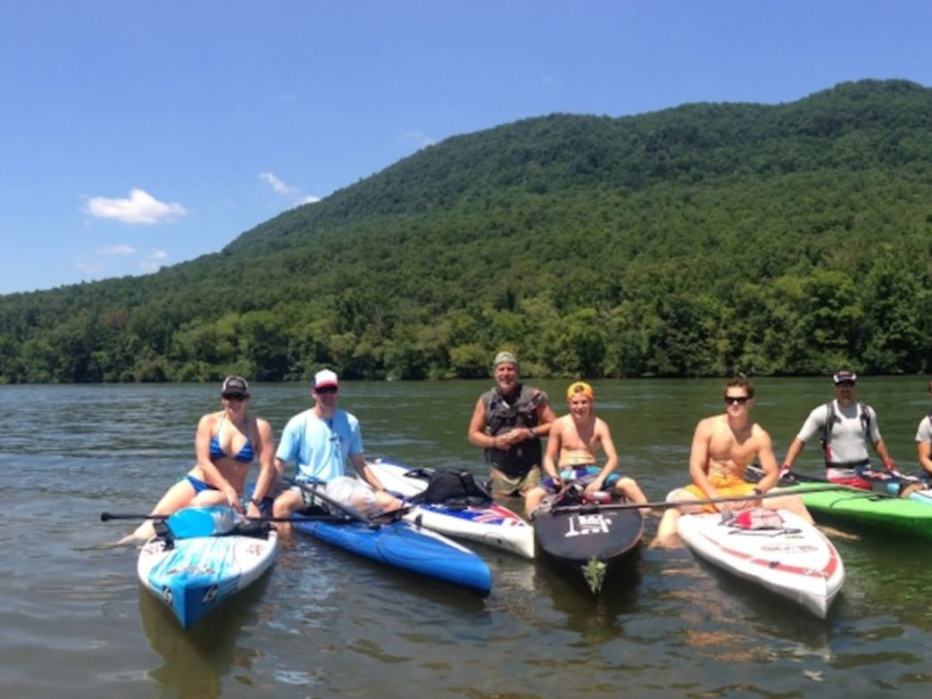 You can find sections of the Tennessee River for any level of paddler.