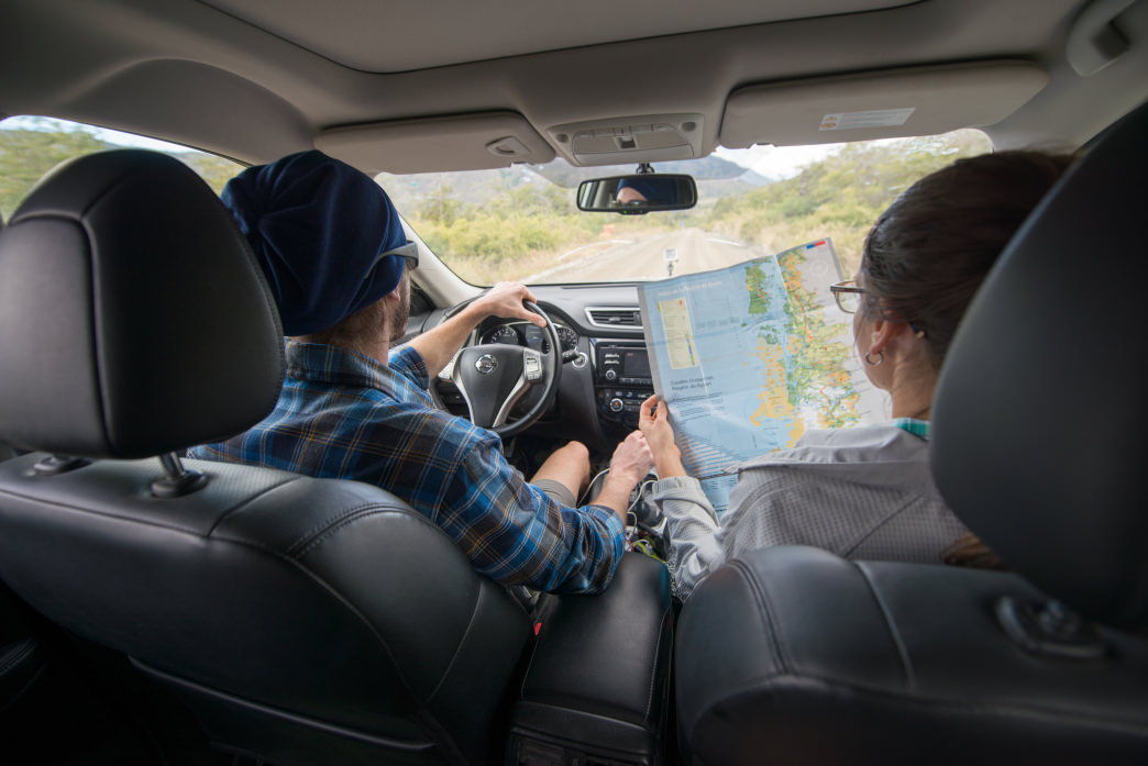 Road tripping on the Carretera Austral.