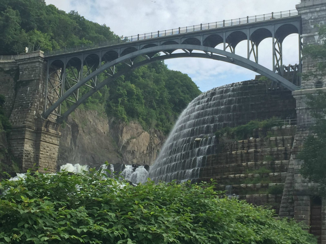 Croton Dam, New York