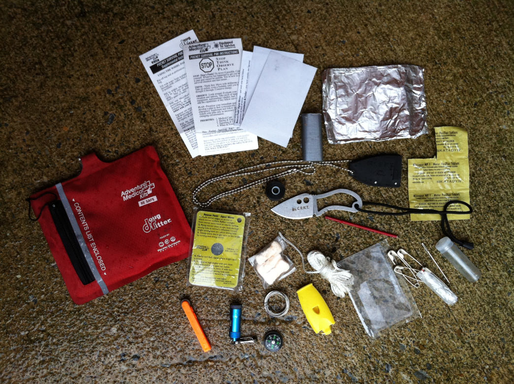 What's in your medical kit?