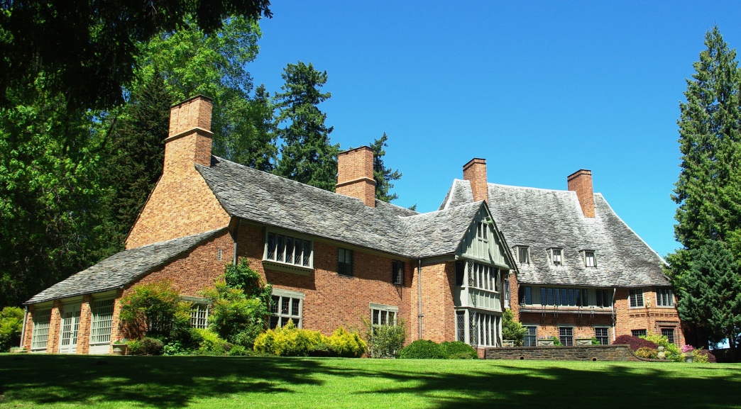 Lewis and Clark College—the very name screams adventure!