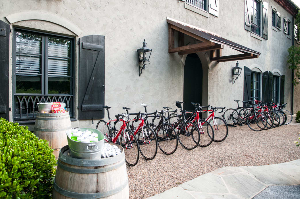 Greenville weekend getaway Hotel Domestique
