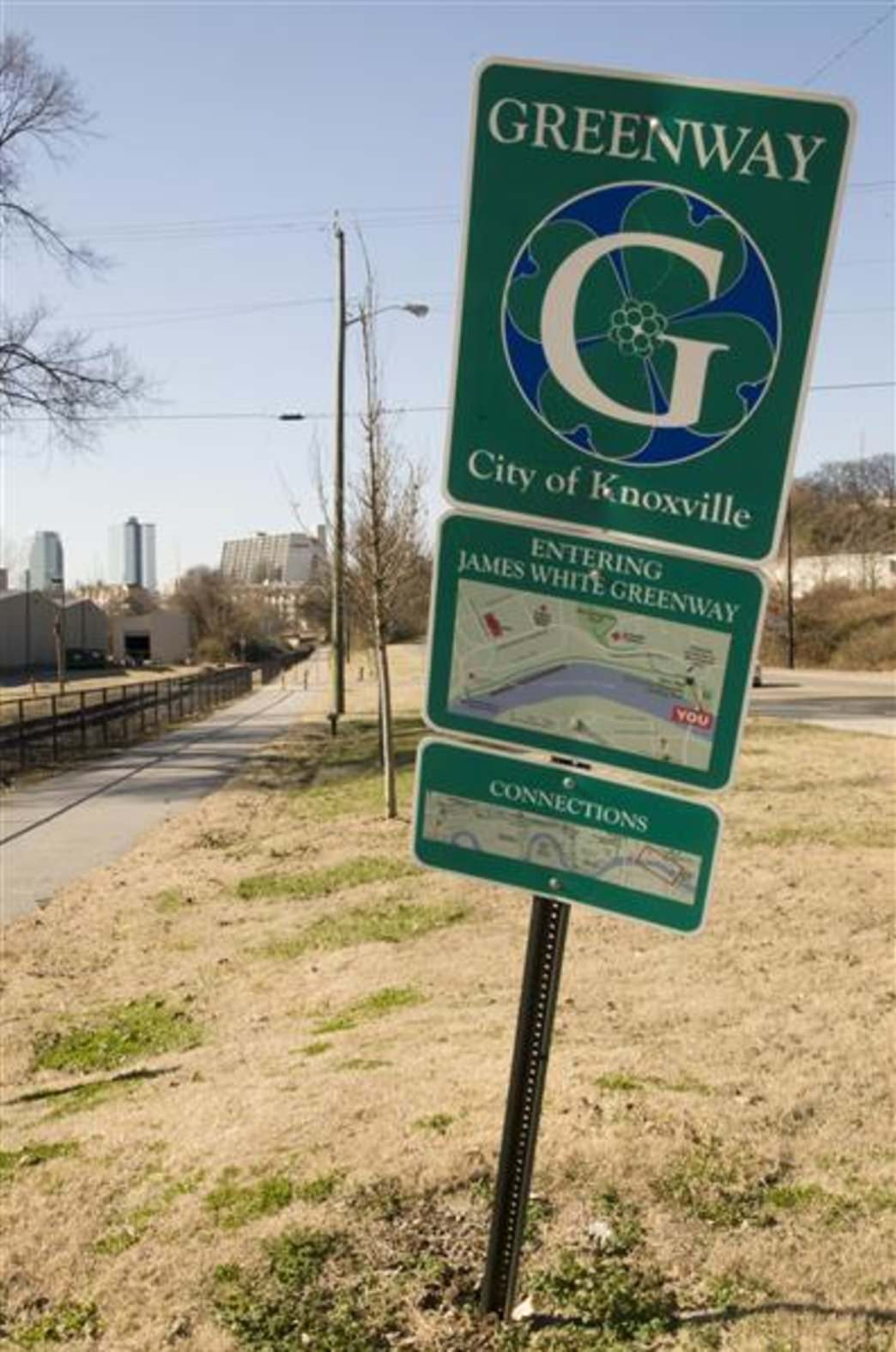 Downtown Greenway Road Running
