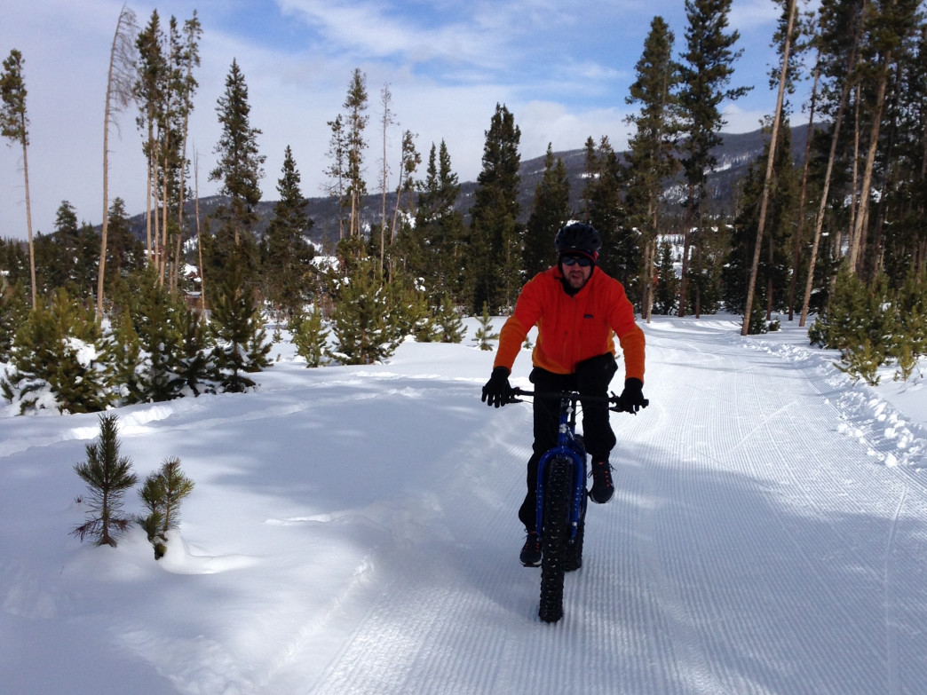 Take advantage of the rentals (and amazing trails) in Minnesota to give fat biking a try.