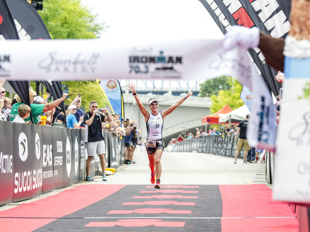 The Ironman 70.3 Chattanooga brings some of the best triathletes in the world to Chattanooga.