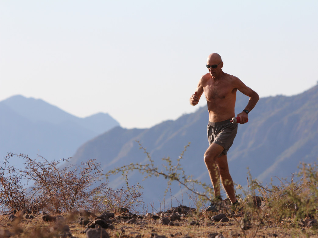 Micah True, otherwise known as Caballo Blanco above all loved long runs in Mexico's Copper Canyon.