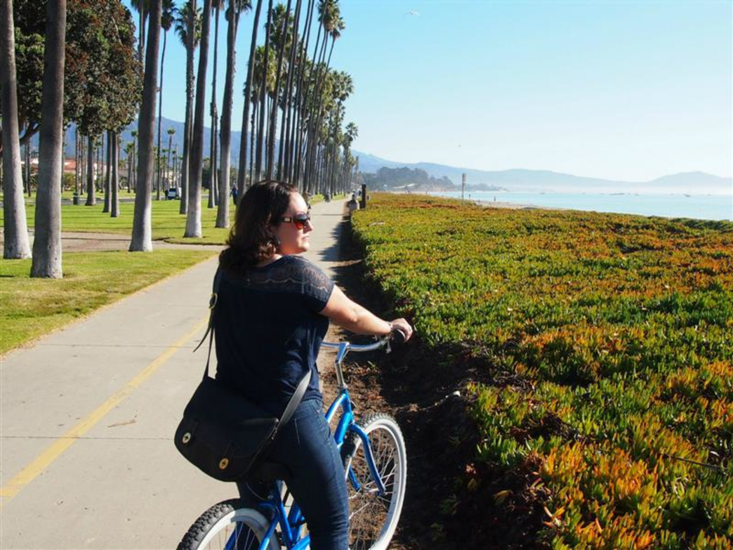Cabrillo Beach Bike Path