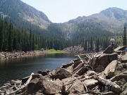 Image for Weller Lake Trail Running
