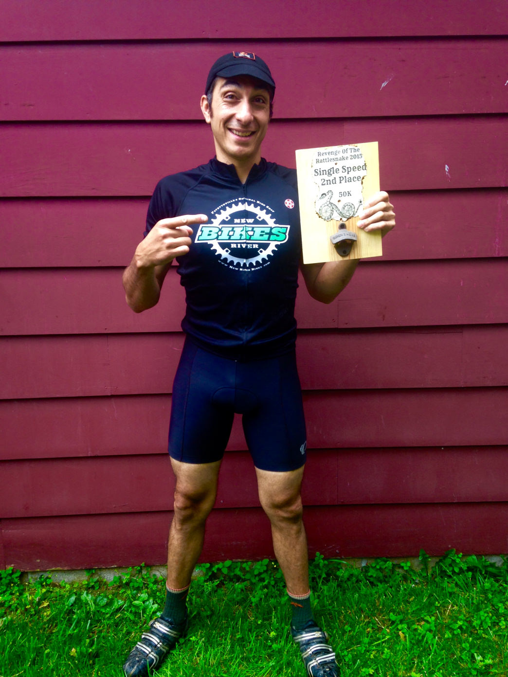 The West Virginia Mountain Bike Association Race Series has about 25 races each year to choose from.     Joe DeGaetano