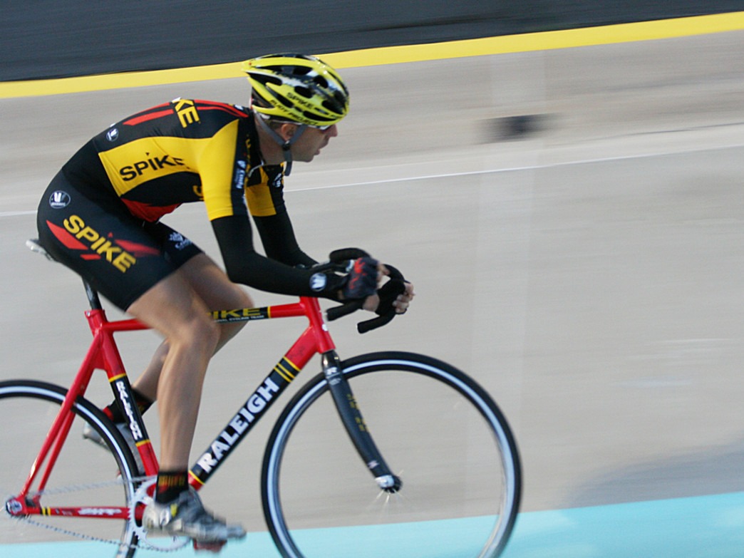Tap your inner speed demon by track cycling at the the Colorado Springs Olympic Training Center Velodrome.