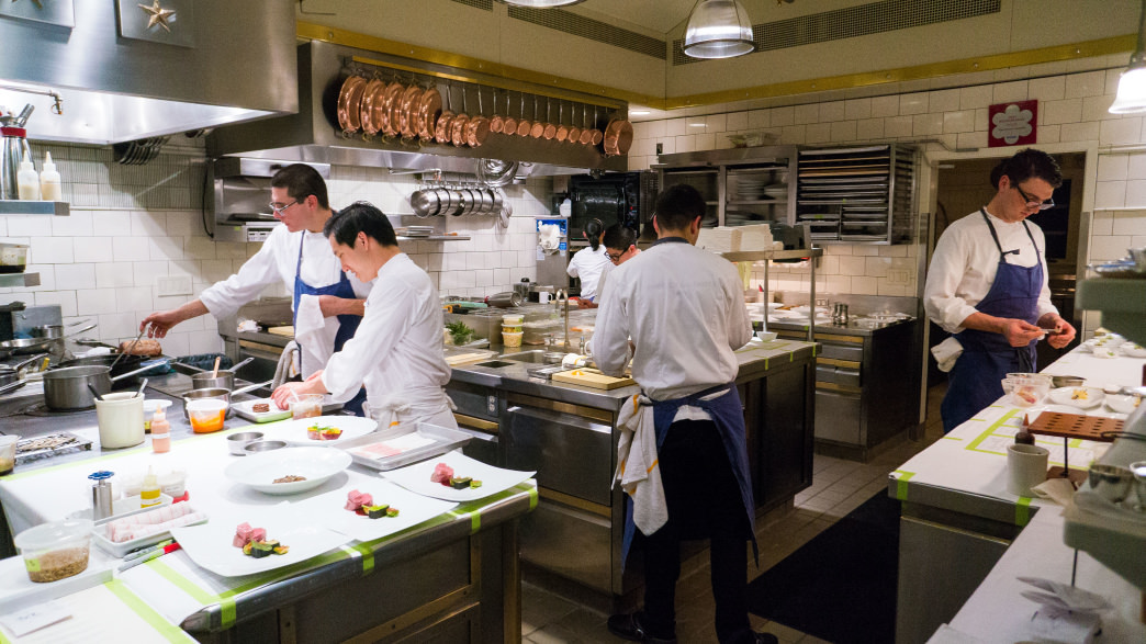 The French Laundry's longstanding fame shows no signs of slowing.
