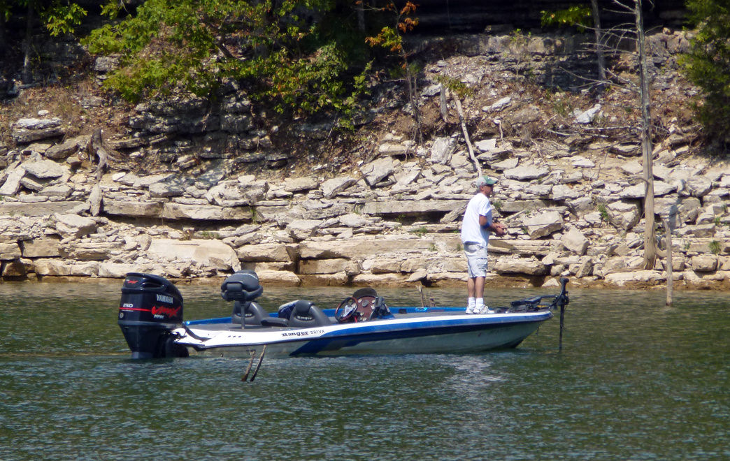 In the Van Winkle Hollow you'll find great fish by working the shoreline of inlets and coves.