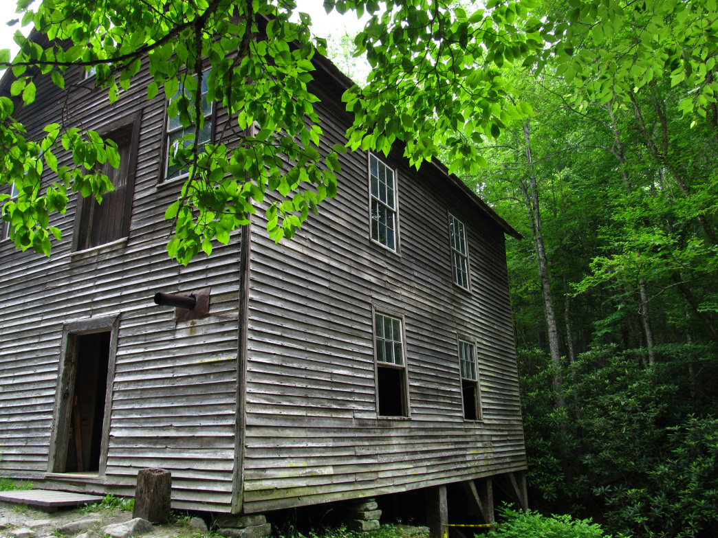 Mingus Mill offers visitors a glimpse into 19th century life in the region.