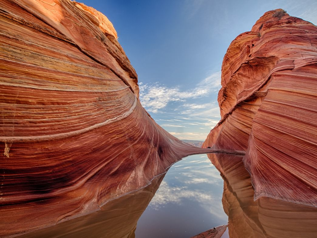 Views of Paria Canyon