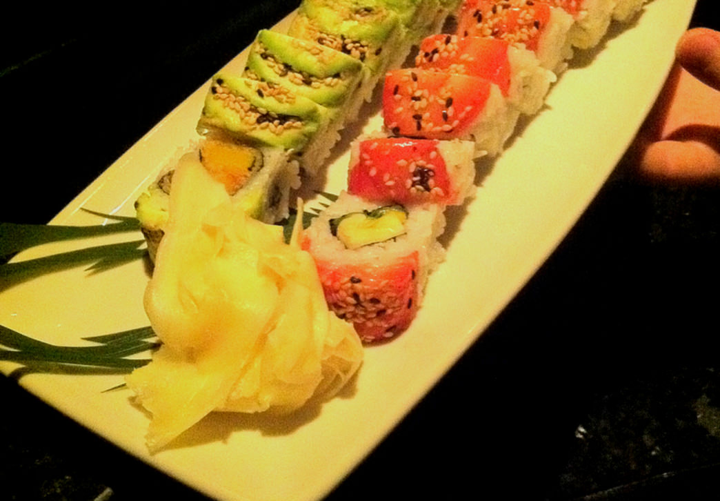 Snag some sushi for a discount at Kenichi in the spring.
