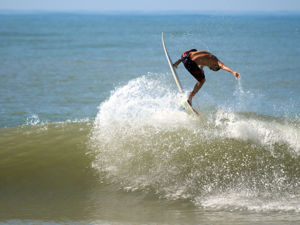 Martinique is a world renowned surfing destination known for its warm water and consistent swell.