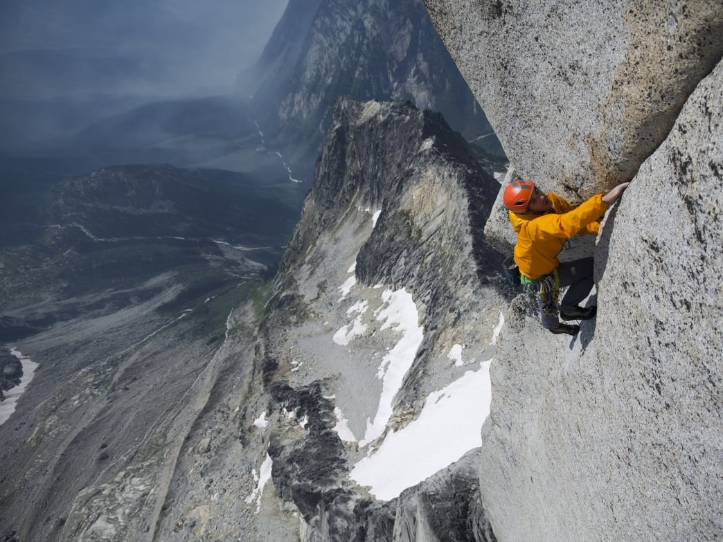 Alex Honnold On Adventure and Fear