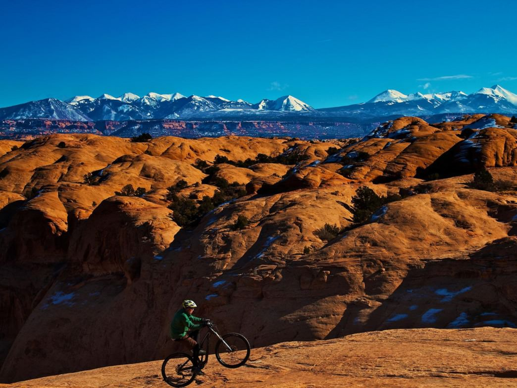 Mountain biking is sublime in Moab, but there's plenty more to do.