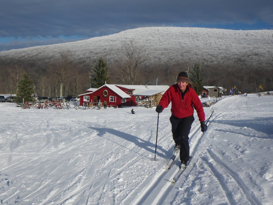 White Grass Ski Touring Center.