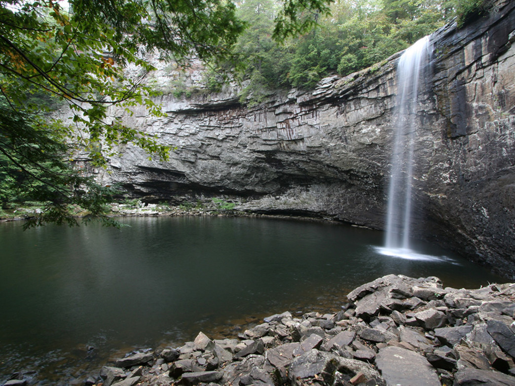 Foster Falls is one of the Chattanooga area's classic destinations.