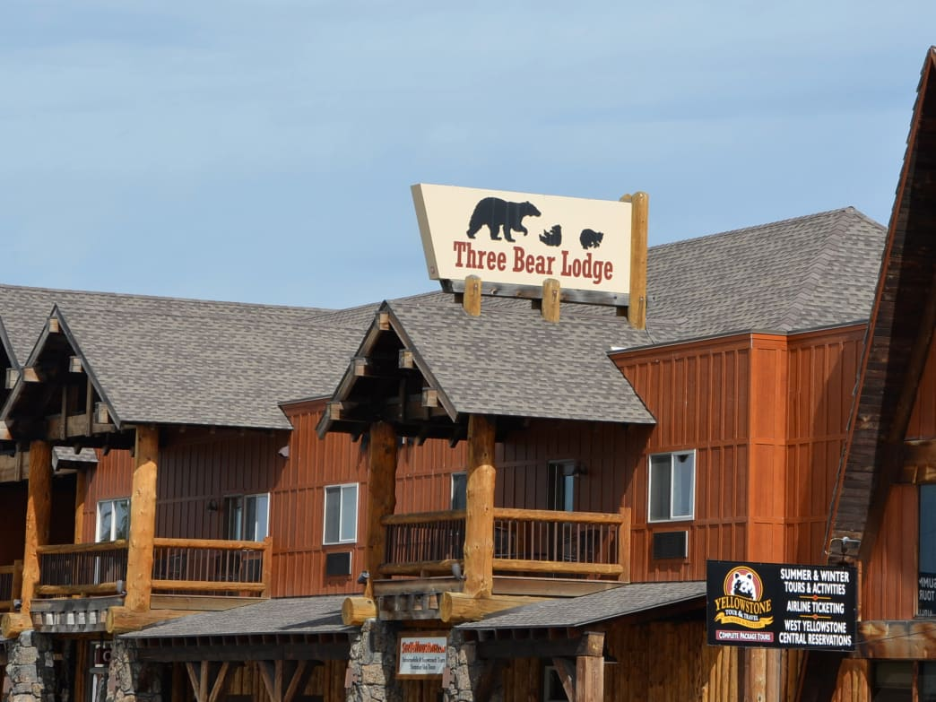 Three Bear Lodge is an award-winning, eco-friendly lodge located in downtown West Yellowstone.