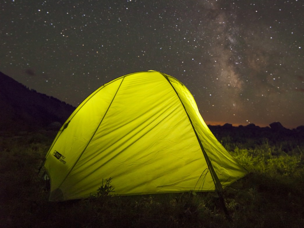 Turn your backpacking trip into an overnighter in the Uintas.