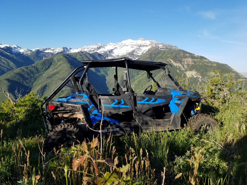 Uinta Recreation is a local rental service for ATV's that also offers trail and equipment education.