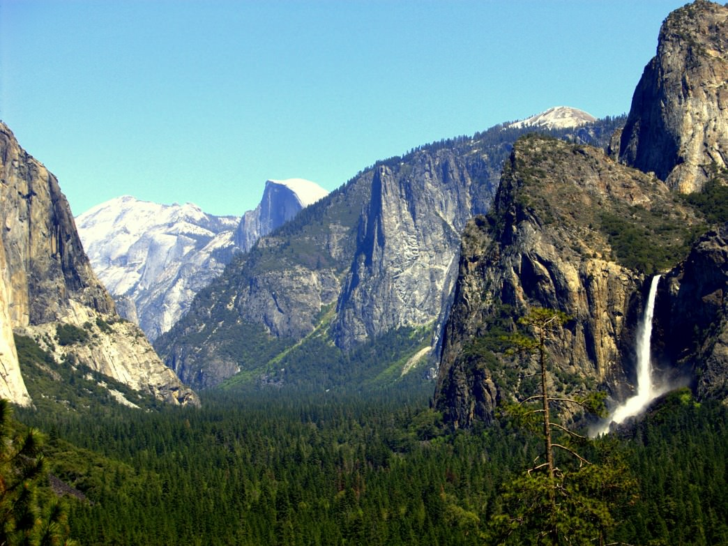 Yosemite and its myriad adventures are a must-do.