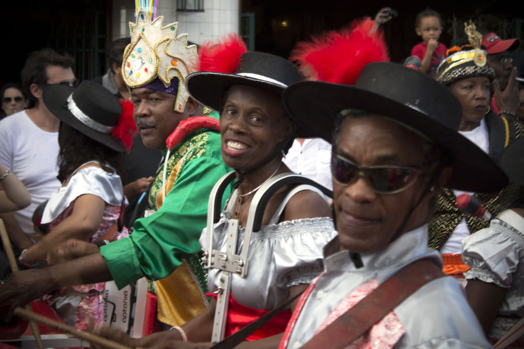 Festivals showcase a vibrant side of Martinique.