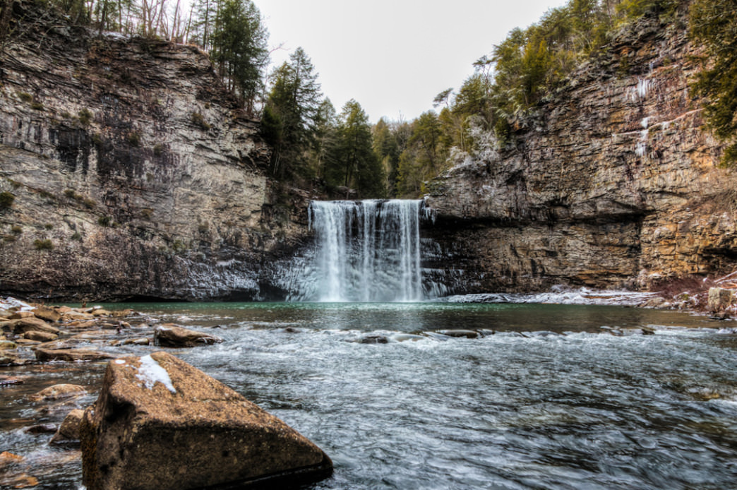 Fall Creeks Falls State Park Has Something For Everyone.