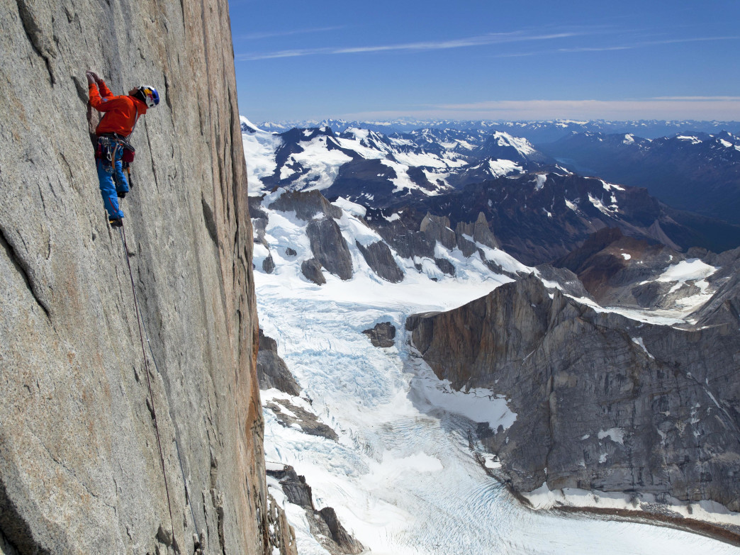 The Compressor Route of Cerro Torre