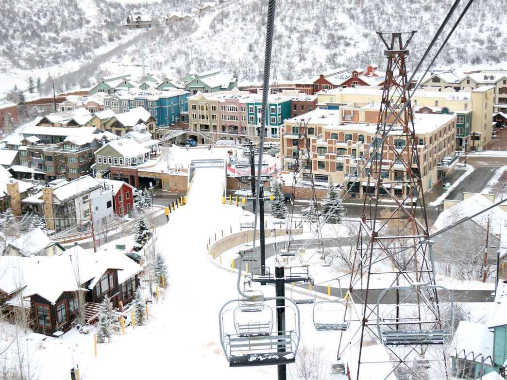 Park City is easy to get to with endless winter activities to keep you busy.