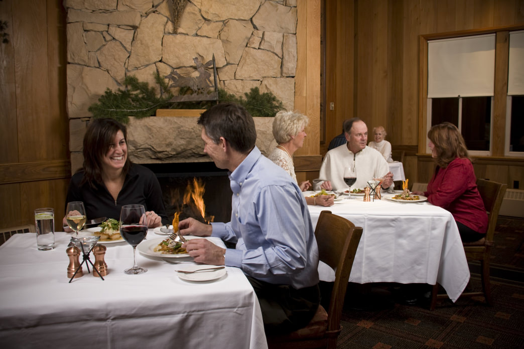 The Mariposa is one of the top-rated restaurants in Utah.