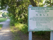 Mackworth Island Trailhead