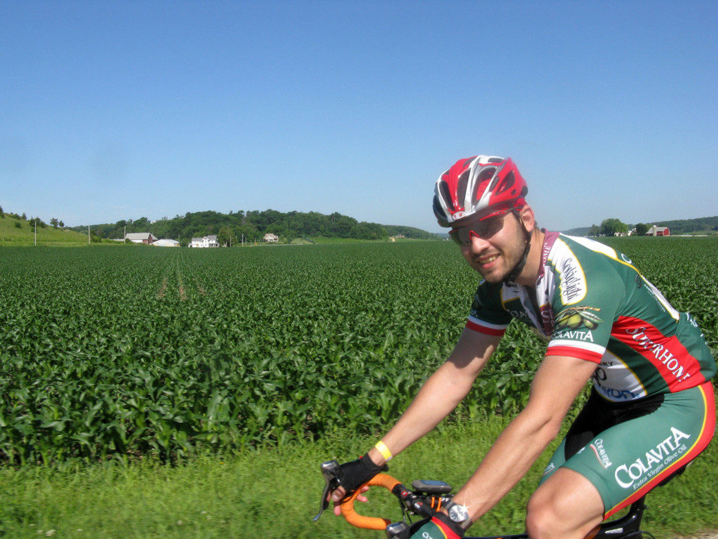 The Hilly Hundred offers a challenging ride in southern Indiana.