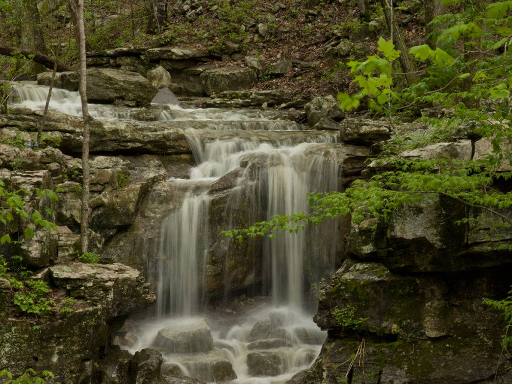 Fagan Creek Falls, Monte Sano Mountain