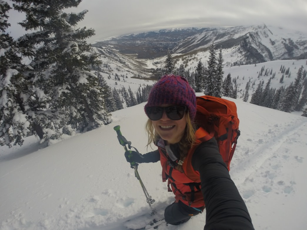 Jordie wants to build backcountry awareness, and knows it can be intimidating. She wants her clinic to be a really inviting and comfortable.