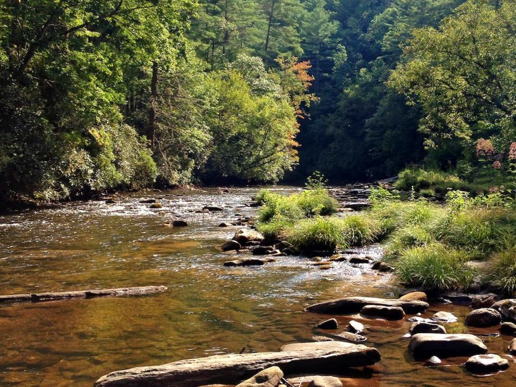 Every once in while, a fishing trip on a remote mountain river is just what the soul needs.