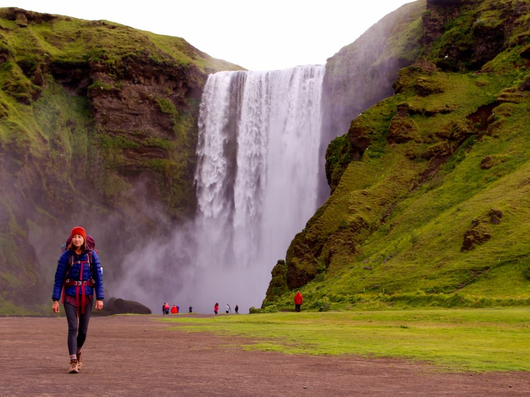 There's a reason Skogafoss is one of the most photographed locations in Iceland