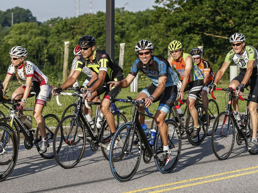 The Harpeth Bike Club Building A Cycling Community In
