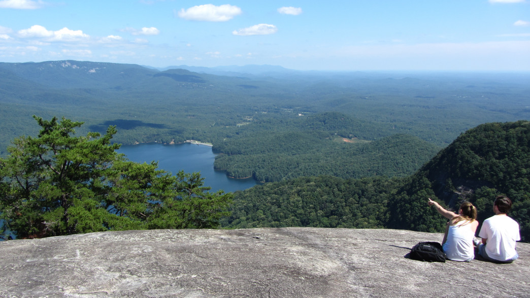 4 outdoor apps to enhance your outdoor time in charlotte for Table rock nc cabins