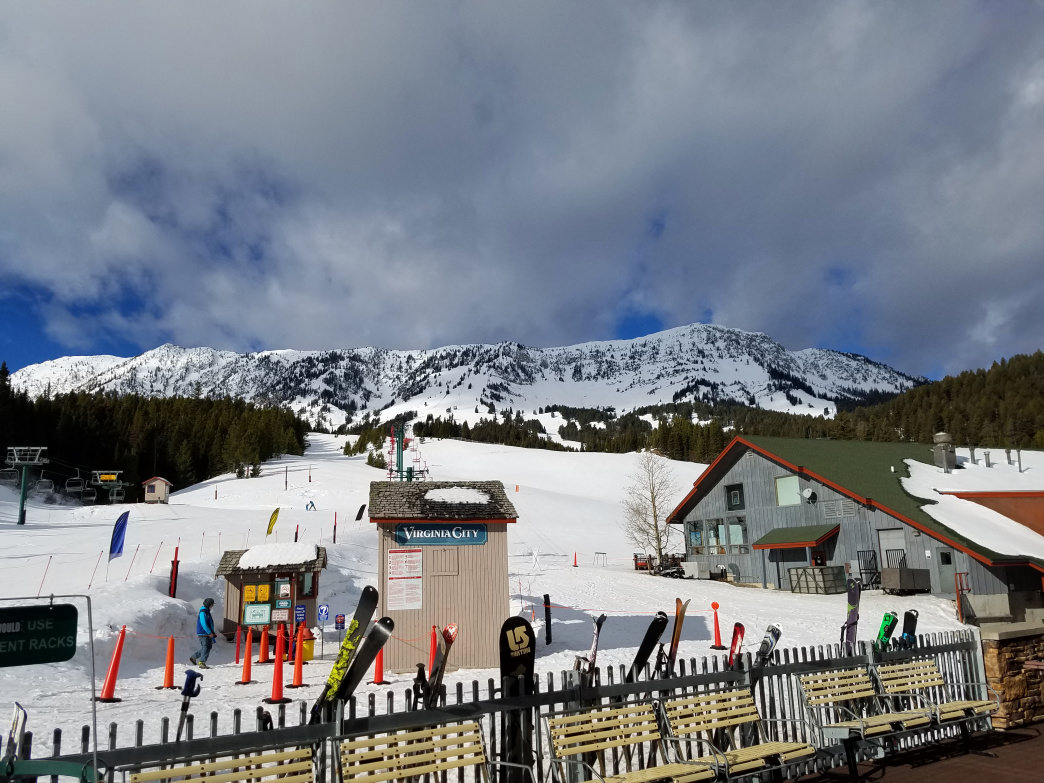 Dedicated skiers in the family find plenty to love at Bridger Bowl.