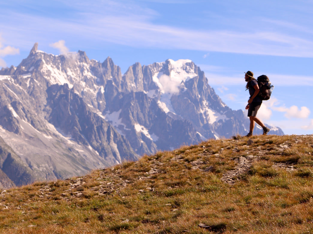 The Tour du Mont Blanc features 105 of the most breathtaking backcountry miles in the world.