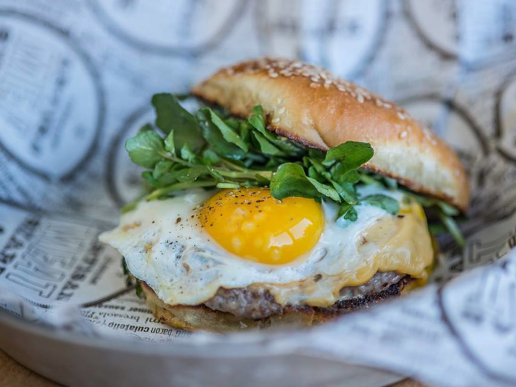 A gourmet burger from Artisan Meat Share is tough to beat