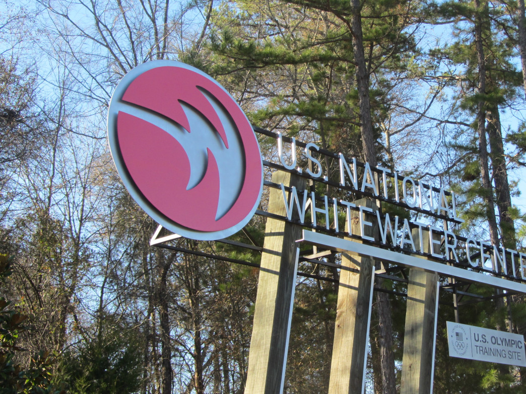 US National Whitewater Center Trail Running