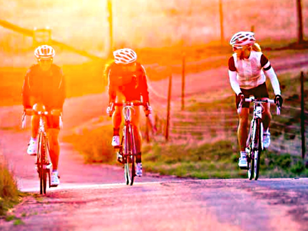 The first-ever Women's Gran Fondo will take place on May 2 in Calistoga.