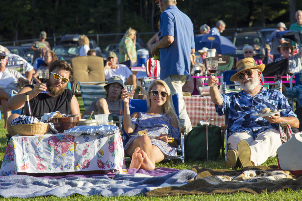 Pull up a chair at Shenandoah Valley Music Festival.