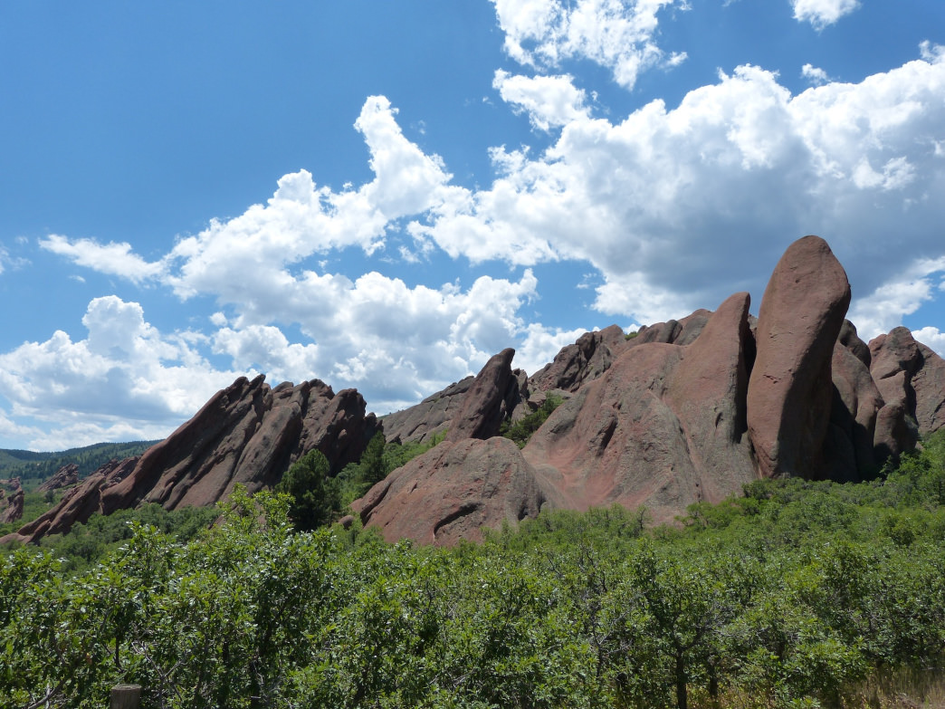 Roxborough's rock formations are jaw-dropping gorgeous.